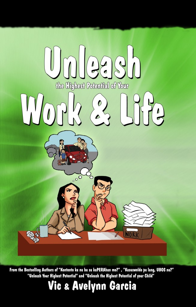 Unleash Life Worksheet_Front Cover