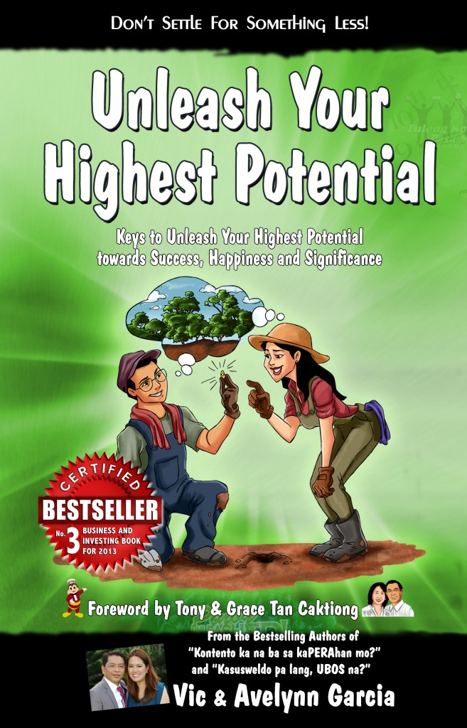 Unleash your highest potential_Front Cover_092314